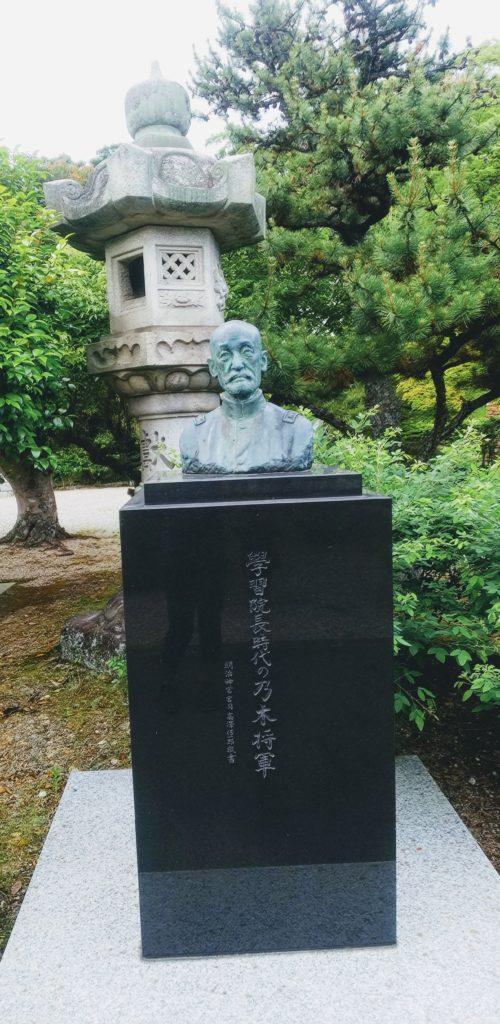 乃木希典像