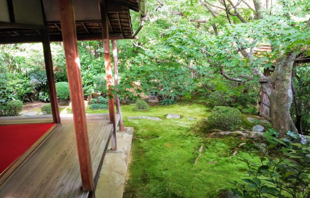 侘の庭(わびのにわ)