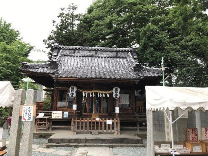 川越熊野神社4