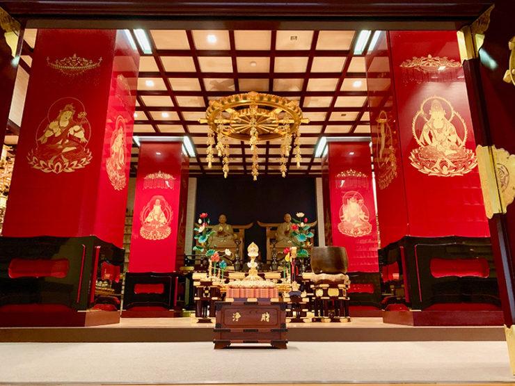 本福寺立体曼荼羅