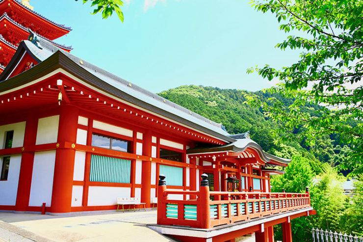 本福寺善法堂